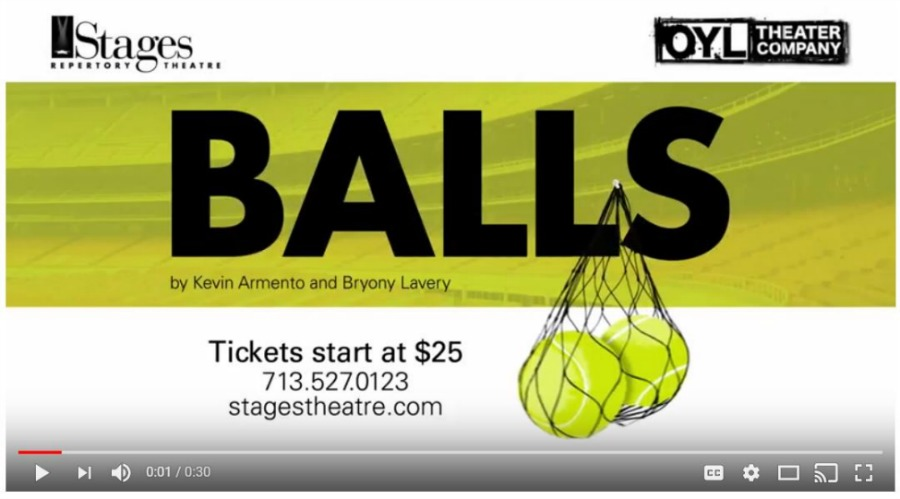 World Premiere of BALLS